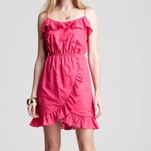 Lilly Pulitzer Kalen Ruffle Anchor Dress
